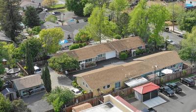 Napa County Multi Family Home For Sale: 2021 W Pueblo Ave