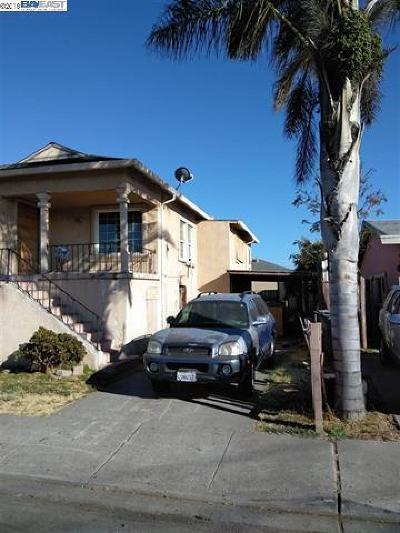 Hayward Single Family Home For Sale: 497 Cherry Way