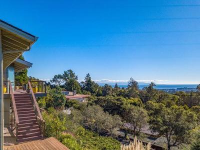 SANTA CRUZ CA Single Family Home For Sale: $1,998,000