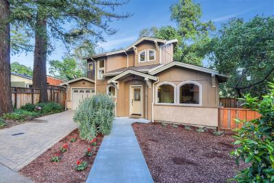 SARATOGA Single Family Home For Sale: 14110 Alta Vista Ave