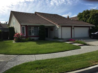 GILROY Single Family Home For Sale: 9515 Eagle View Way