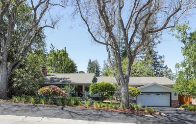 Santa Clara County Single Family Home For Sale: 2316 Blueridge Ave