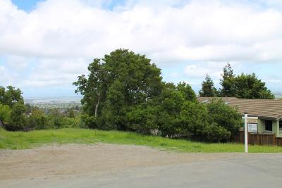 REDWOOD CITY Residential Lots & Land For Sale: 000 Hillcrest Way