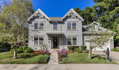 Los Gatos Single Family Home For Sale: 101 Ohlone Ct