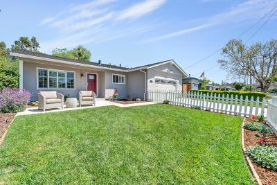 SAN JOSE Single Family Home For Sale: 1532 Creek Dr