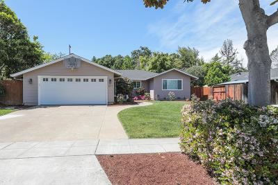 Santa Clara County Single Family Home For Sale: 1437 Bedford Ave