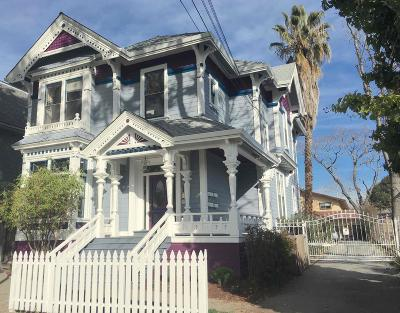 SAN JOSE Single Family Home For Sale: 80 N 8th St