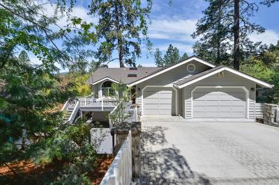 SCOTTS VALLEY Single Family Home For Sale: 1030 Whispering Pines Dr