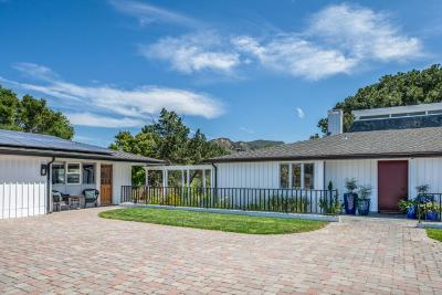 Salinas Single Family Home For Sale: 6 Mesa Del Sol