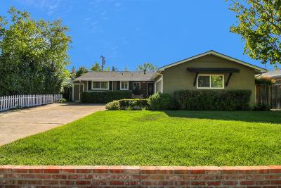 LOS GATOS Single Family Home For Sale: 219 Jo Dr