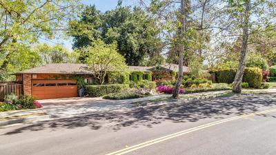 SAN JOSE Single Family Home For Sale: 720 Margaret St