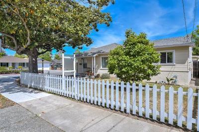 SUNNYVALE Single Family Home For Sale: 899 W Washington Ave
