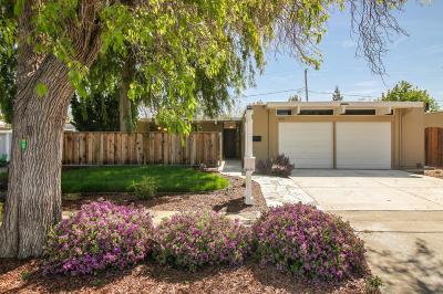 Cupertino Single Family Home For Sale: 894 Brookgrove Ln