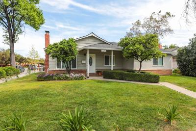 SAN JOSE Single Family Home For Sale: 5097 Capistrano Ave