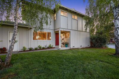 MOUNTAIN VIEW Townhouse For Sale: 464 Lotus Ln