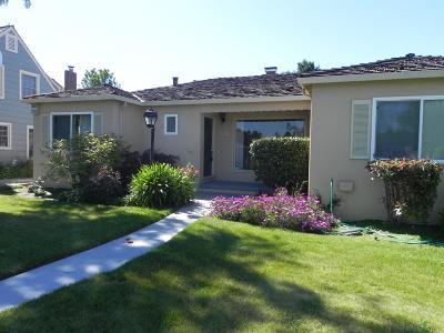 Single Family Home For Sale: 1580 Santa Maria Ave