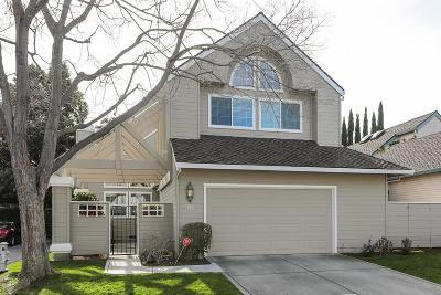 Mountain View Single Family Home For Sale: 721 Tiana Ln