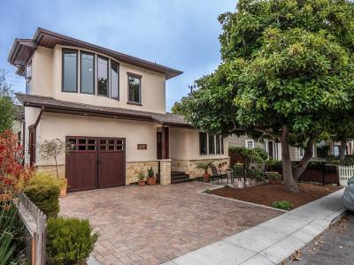 CAPITOLA Single Family Home For Sale: 612 Gilroy Dr