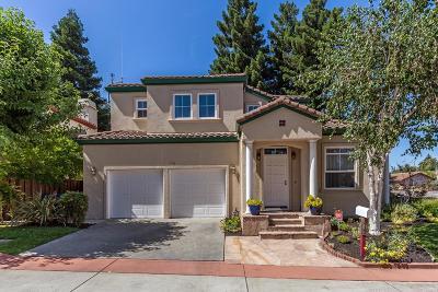 MOUNTAIN VIEW Single Family Home For Sale: 317 Serra San Bruno