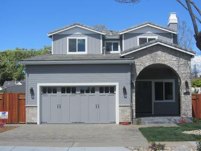 SAN JOSE CA Single Family Home For Sale: $2,699,999