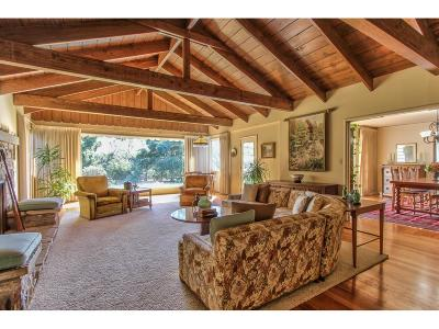 Salinas Single Family Home For Sale: 780 Old Stage Rd