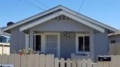 HOLLISTER Single Family Home For Sale: 75 Hazel St