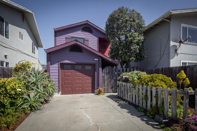 Pacifica Single Family Home For Sale: 77 Montecito Ave