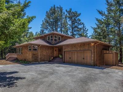 Woodside Single Family Home For Sale: 1942 Kings Mountain Rd