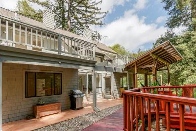 Watsonville Single Family Home For Sale: 835 Browns Valley Rd