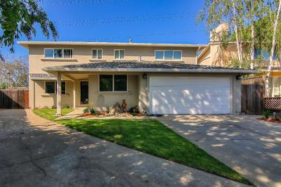 LOS GATOS Single Family Home For Sale: 1330 Elwood Dr