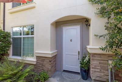 Los Altos Townhouse For Sale: 456 Gabilan St 6