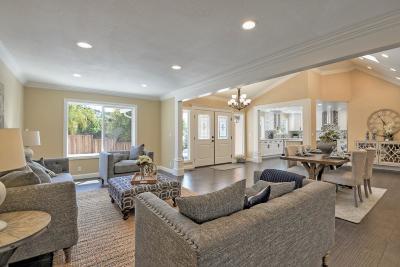 SAN JOSE Single Family Home For Sale: 10850 Jilinda Ct