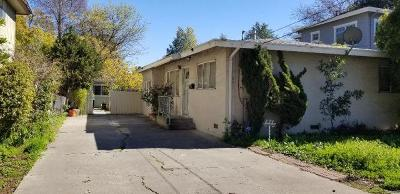 Menlo Park Single Family Home For Sale: 671 Live Oak Ave