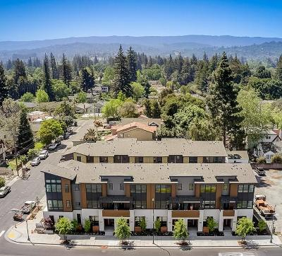 REDWOOD CITY Condo For Sale: 8 Avondale Ave