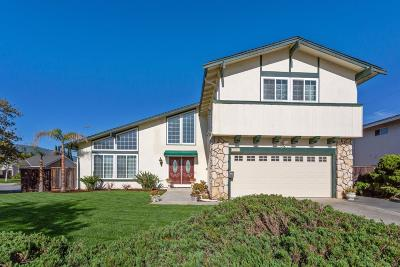 Single Family Home For Sale: 5955 Burchell Ave