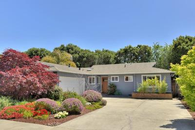 SOQUEL Single Family Home For Sale: 2556 Gary Dr