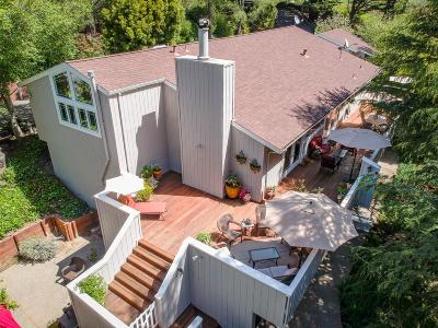 Half Moon Bay Single Family Home For Sale: 2639 Higgins Canyon Rd
