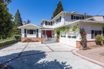 Redwood City Single Family Home For Sale: 731 Esther Ln