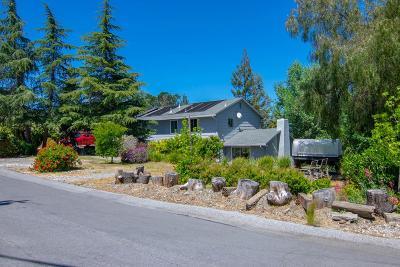 REDWOOD CITY Single Family Home For Sale: 878 Hillcrest Dr