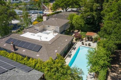 BURLINGAME Single Family Home For Sale: 2816 Easton Dr