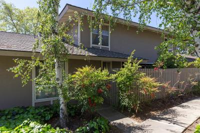 Cupertino Townhouse For Sale: 21108 White Fir Ct