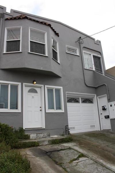 Daly City Multi Family Home For Sale: 35-39 Mission Cir