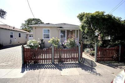 SAN MATEO Single Family Home For Sale: 144 E Hillsdale Blvd
