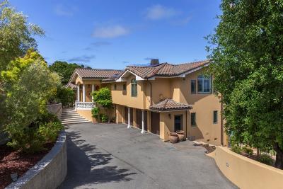 LOS GATOS Single Family Home For Sale: 16379 Aztec Ridge Dr