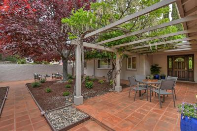 LOS ALTOS Single Family Home For Sale: 361 N San Antonio Rd