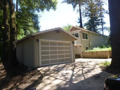 LOS GATOS Single Family Home For Sale: 17870 Geraldine Ct
