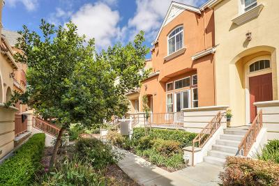 SANTA CLARA Townhouse For Sale: 4404 Headen Way