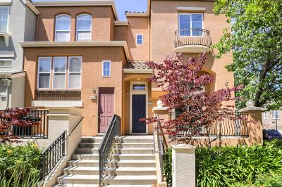 SANTA CLARA Townhouse For Sale: 4450 Laird Cir