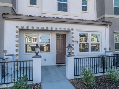 MORGAN HILL Townhouse For Sale: 17090 Saint Brendan Loop