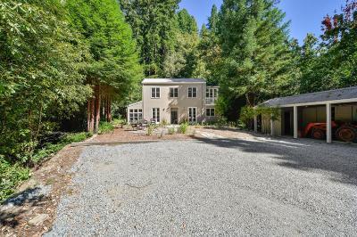 Watsonville Single Family Home For Sale: 1241 Hazel Dell Rd